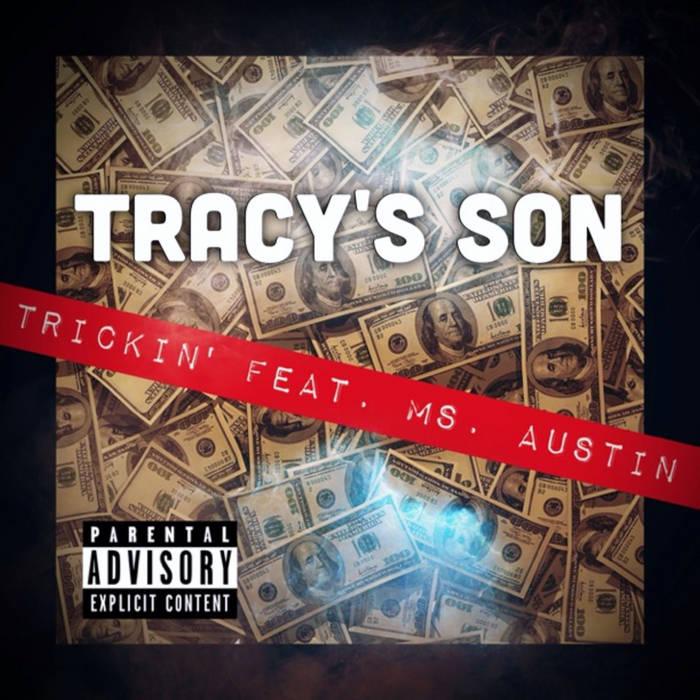 Trickin' EP cover art