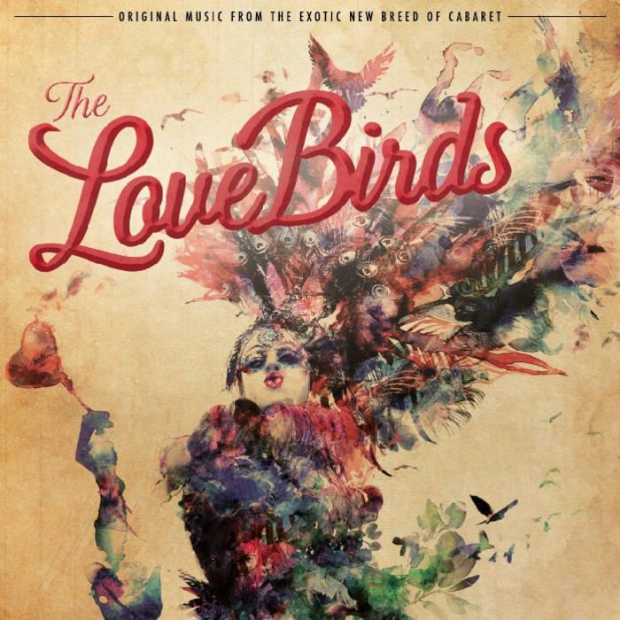 The LoveBirds cover art