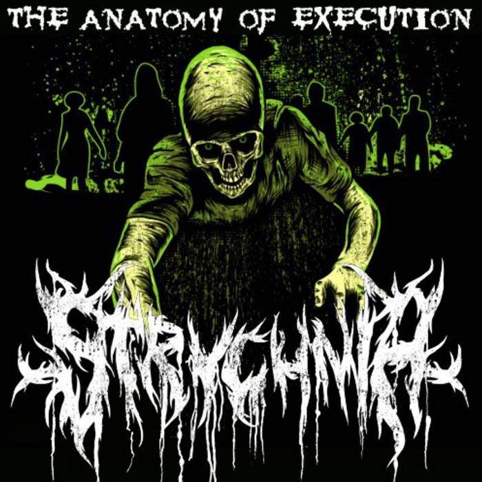 The Anatomy of Execution cover art