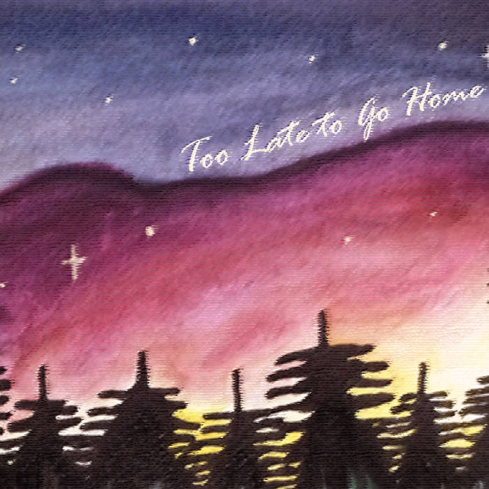 Too Late To Go Home cover art