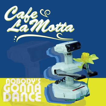 Nobody's Gonna Dance cover art