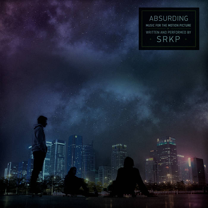 Absurding OST cover art