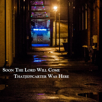 Soon the Lord Will Come (An Advent Song) cover art