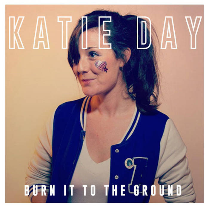 Burn It to the Ground cover art
