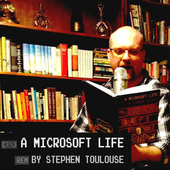 A Microsoft Life (Abridged) cover art