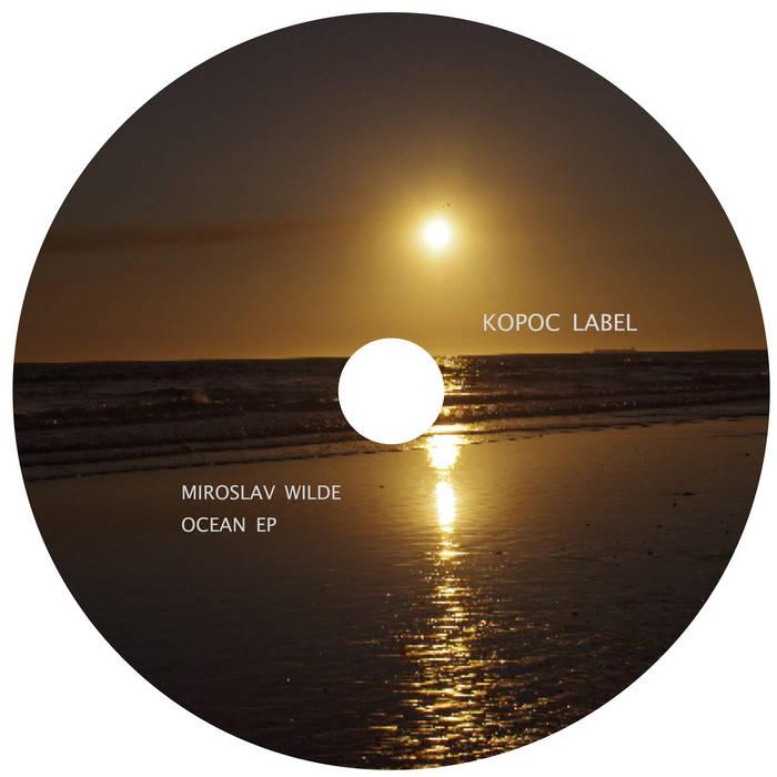 [KPL033] Ocean EP cover art