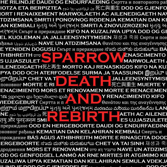 Death & Rebirth cover art