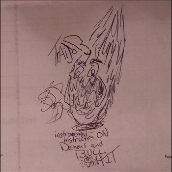 Instrumental Instruction on Demons and Bullshit cover art