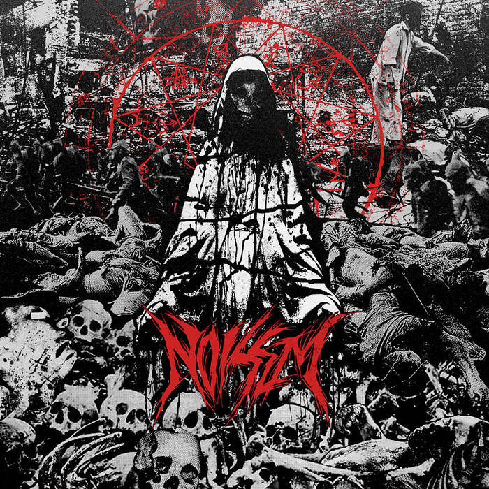 NOISEM 'Agony Defined' (A389-128) cover art