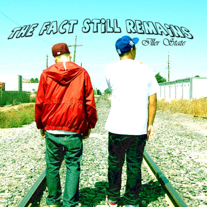 The Fact Still Remains Beat Tape cover art