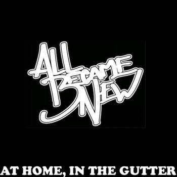 At Home, In the Gutter cover art