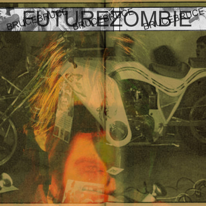 FUTUREZOMBIE cover art