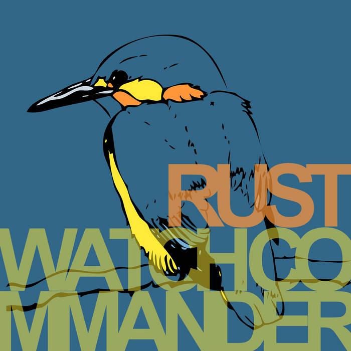Rust cover art