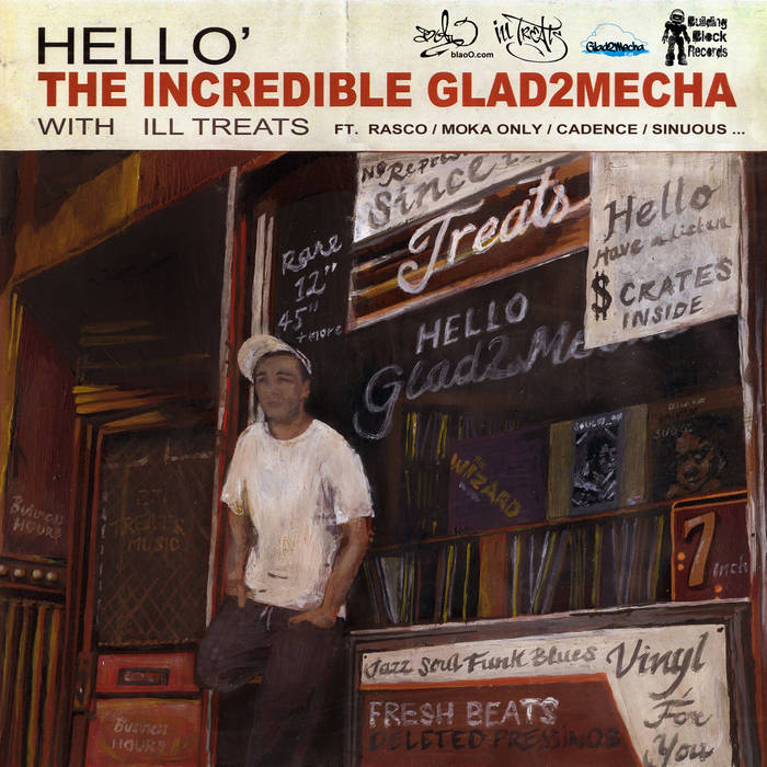 Hello Lp cover art