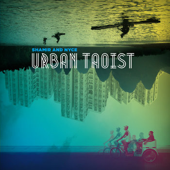"Urban Taoist 7"" cover art"