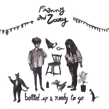 Bottled Up And Ready To Go cover art
