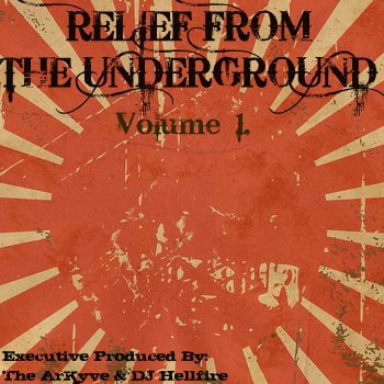 Relief From The Underground  Volume 1. cover art