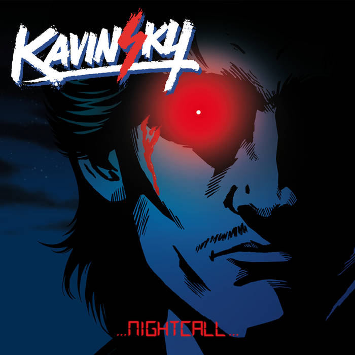 Nightcall EP cover art