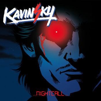 Nightcall Vinyl EP