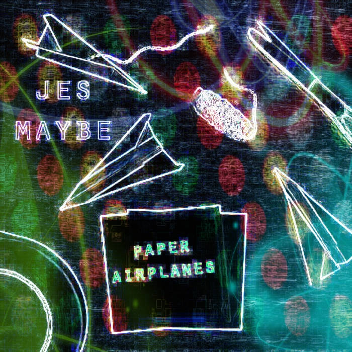 Paper Airplanes (2011) cover art