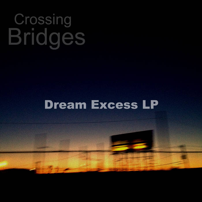 Dream Excess LP cover art