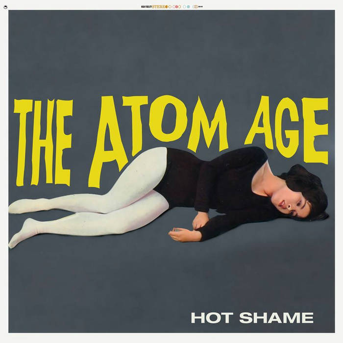 Hot Shame cover art