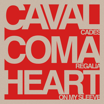 Split with Cavalcades/Coma Regalia cover art