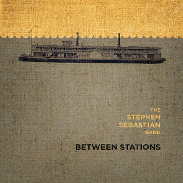 Between Stations cover art
