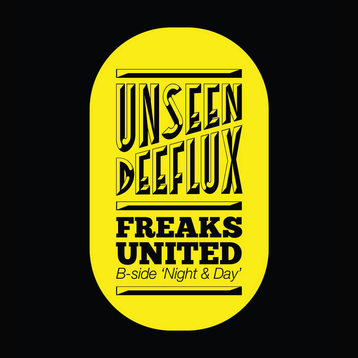 Freaks United cover art