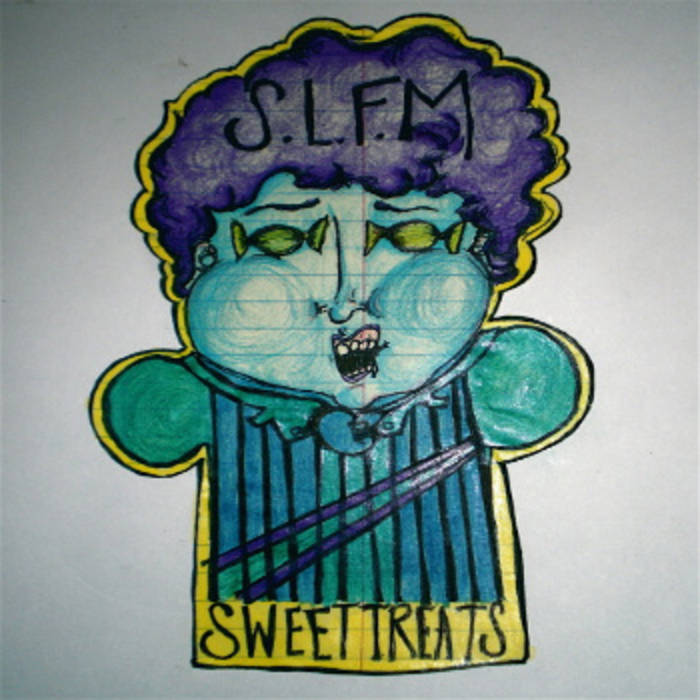Sweet Treats cover art