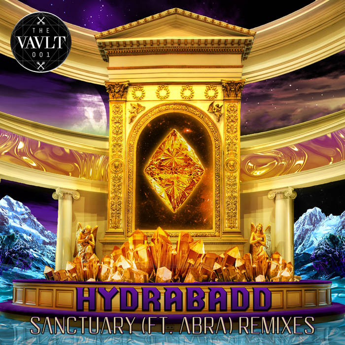 Sanctuary Remixes cover art