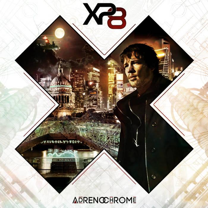 Adrenochrome cover art