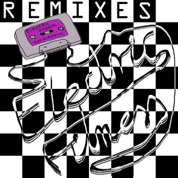 Electric Fitness ReMiXes cover art