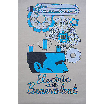 Electric and Benevolent [2009] cover art