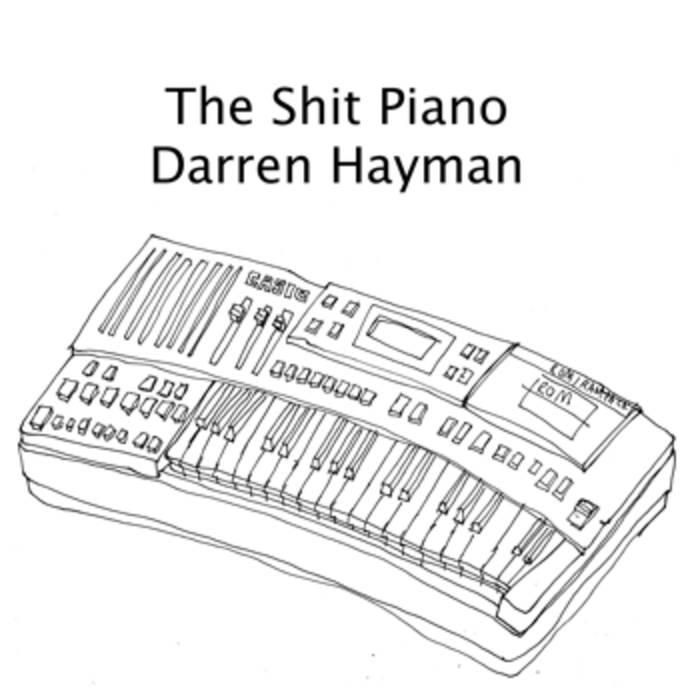 The Shit Piano cover art