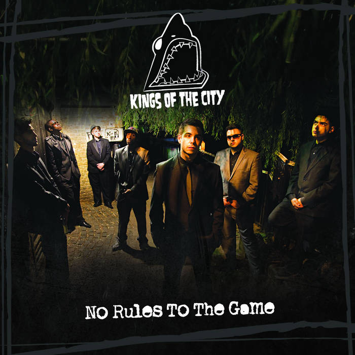 No Rules To The Game cover art