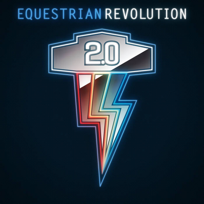 Equestrian Revolution 2.0 cover art