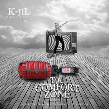 The Comfort Zone Season 2 cover art