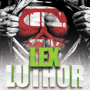 Lex Luthor cover art