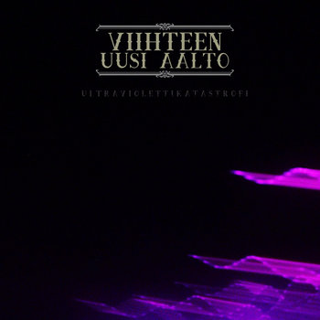 ULTRAVIOLETTIKATASTROFI cover art