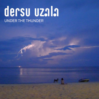 Under The Thunder cover art