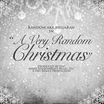 A Very Random Christmas cover art