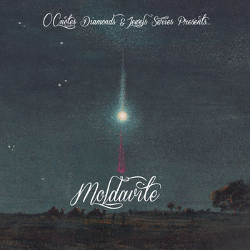 Moldavite cover art