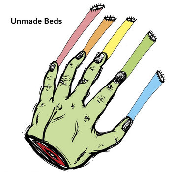 Unmade Beds EP cover art