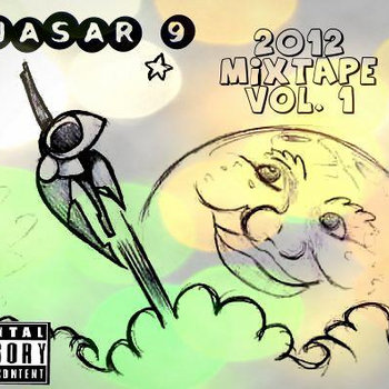 QUASAR 9   2012   MIXTAPE cover art