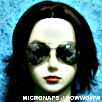 powwowW/Micro Naps Split EP cover art