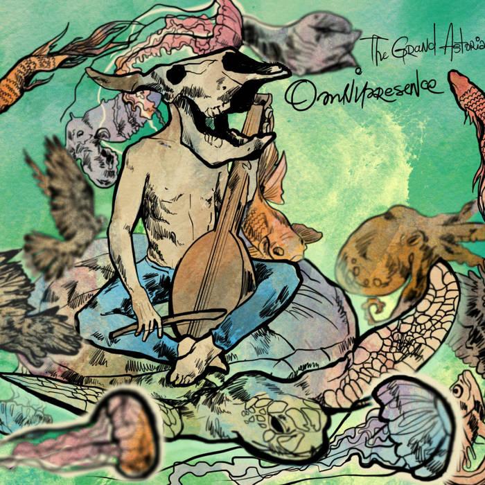 Omnipresence cover art