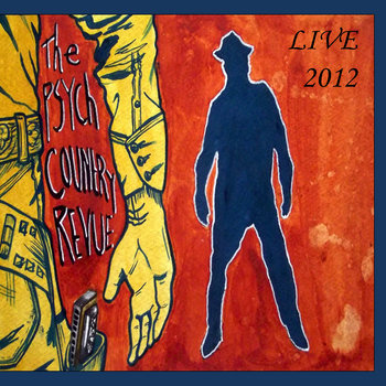 LIVE 2012 cover art