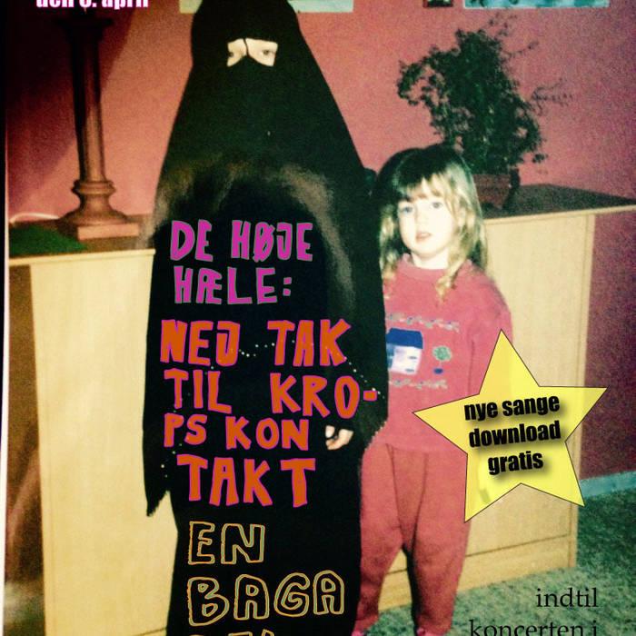 Nej tak til kropskontakt/En bagatel cover art