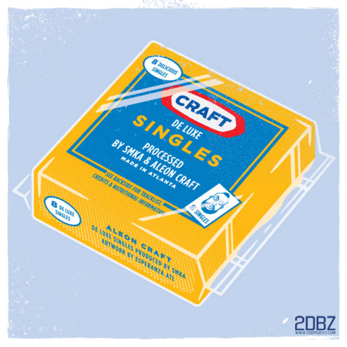 CRAFT SINGLES cover art